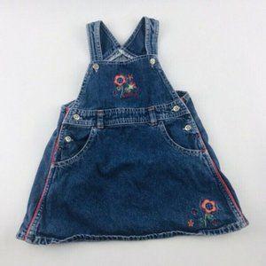 OshKosh B'gosh overalls dress baby outfit clothes